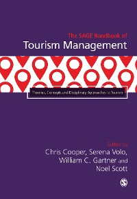 Cover The SAGE Handbook of Tourism Management