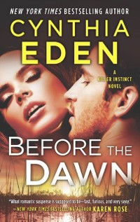 Cover Before The Dawn (Killer Instinct, Book 2)