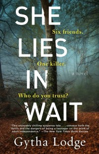 Cover She Lies in Wait
