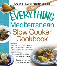 Cover Everything Mediterranean Slow Cooker Cookbook