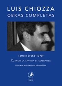 Cover Obras completas de Luis Chiozza Tomo II