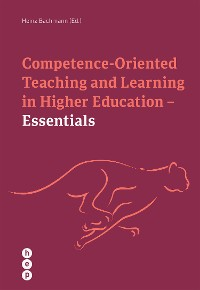 Cover Competence Oriented Teaching and Learning in Higher Education - Essentials (E-Book)