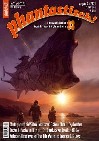 Cover phantastisch! Ausgabe 83 (3/2021)
