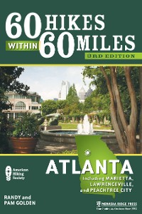Cover 60 Hikes Within 60 Miles: Atlanta