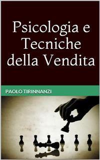 Cover Psicologia e Tecniche della Vendita