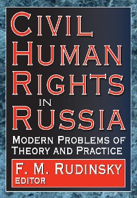 Cover Civil Human Rights in Russia