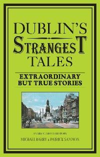 Cover Dublin's Strangest Tales