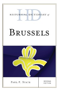 Cover Historical Dictionary of Brussels
