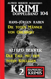 Cover Krimi Doppelband 104