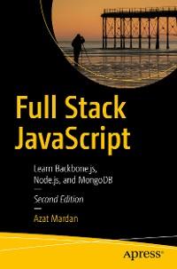 Cover Full Stack JavaScript