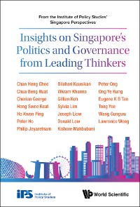 Cover Insights on Singapore's Politics and Governance from Leading Thinkers