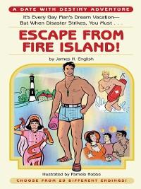 Cover Escape from Fire Island!