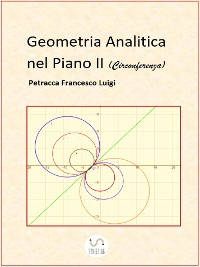 Cover geometria Analitica nel Piano II