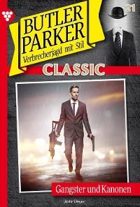 Cover Butler Parker Classic 21 – Kriminalroman