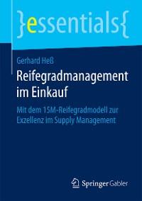 Cover Reifegradmanagement im Einkauf