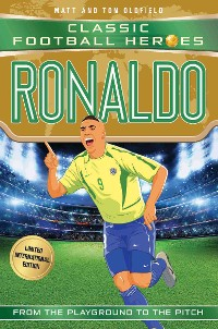 Cover Ronaldo (Classic Football Heroes - Limited International Edition)