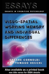 Cover Visuo-spatial Working Memory and Individual Differences