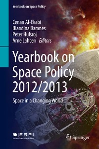 Cover Yearbook on Space Policy 2012/2013