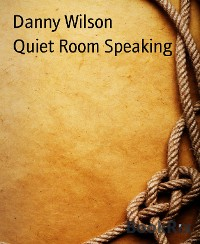 Cover Quiet Room Speaking