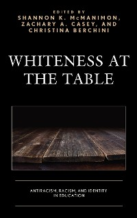Cover Whiteness at the Table