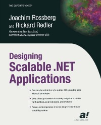 Cover Designing Scalable .NET Applications