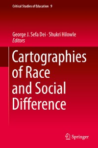 Cover Cartographies of Race and Social Difference
