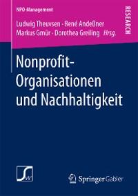 Cover Nonprofit-Organisationen und Nachhaltigkeit