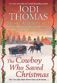 Cover The Cowboy Who Saved Christmas