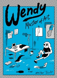 Cover Wendy, Master of Art