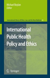 Cover International Public Health Policy and Ethics