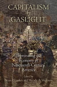 Cover Capitalism by Gaslight