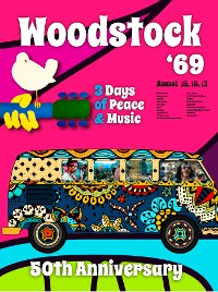 Cover Woodstock '69