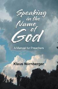 Cover Speaking in the Name of God