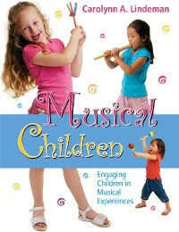 Cover Musical Children, CD