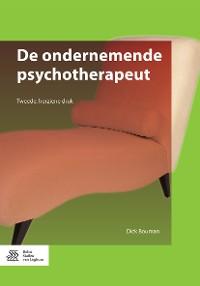 Cover De ondernemende psychotherapeut
