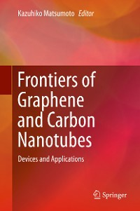 Cover Frontiers of Graphene and Carbon Nanotubes