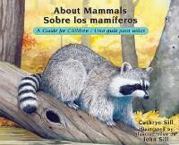 Cover About Mammals / Sobre los mamiferos