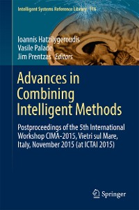 Cover Advances in Combining Intelligent Methods