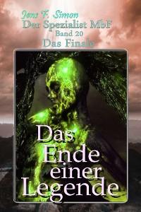 Cover Das Ende einer Legende ( Der Spezialist MbF 20 )
