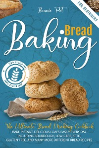 Cover Baking Bread For Beginners