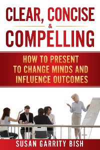 Cover Clear, Concise & Compelling