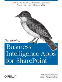 Cover Developing Business Intelligence Apps for SharePoint