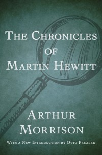 Cover Chronicles of Martin Hewitt