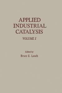 Cover Applied Industrial Catalysis