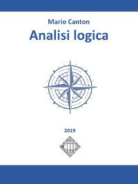 Cover Analisi logica della lingua italiana