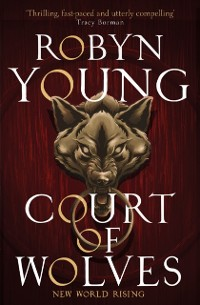 Cover Court of Wolves