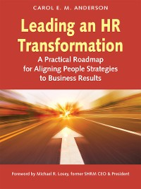 Cover Leading an HR Transformation