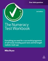 Cover Numeracy Test Workbook