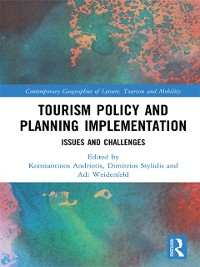 Cover Tourism Policy and Planning Implementation