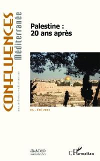 Cover Palestine : 20 ans apres